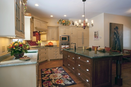 kitchen image linking to gallery page