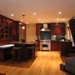 Contemporary Style Kitchen in a Metropolitan Home3