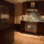 Contemporary Style Kitchen in a Metropolitan Home4
