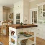 Formal Kitchen with High Ceilings5