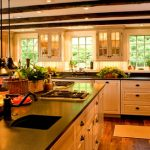 Renovated Farmhouse Kitchen Designed for Large Family Gatherings1