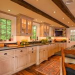 Renovated Farmhouse Kitchen Designed for Large Family Gatherings2